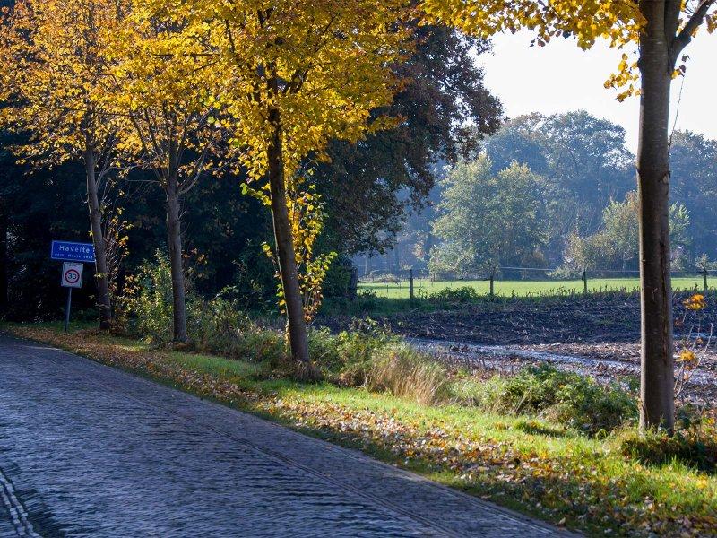 De klinkerweg naar Meeuwenveen Accommodaties